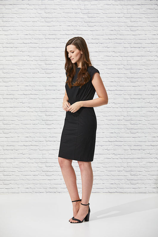 3f25aeec542 Essential Little Black Dress - Size 6 LEFT! – Issue Clothing Company
