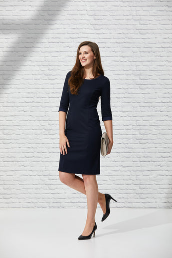 Dynamic Tunic Dress