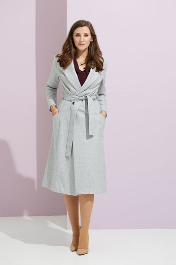 Le Manteau Coat - an 8,10,12 left! - Issue Clothing