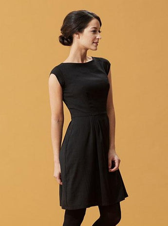 Femme Fatale Dress - Issue Clothing