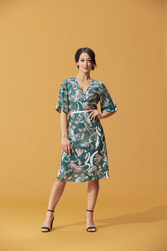 Floral Director's Dress - Issue Clothing