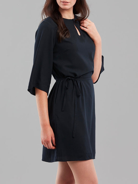 Keyhole Tunic Dress - Issue Clothing