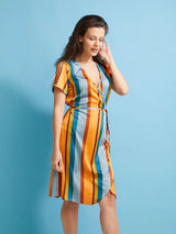 Summer Print Dress - Issue Clothing