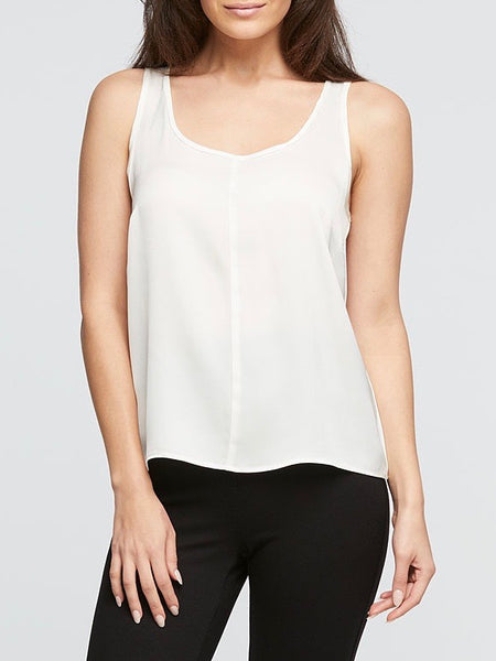 Essential Silk Tank - Issue Clothing
