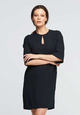 Keyhole Tunic Dress - FINAL SALE