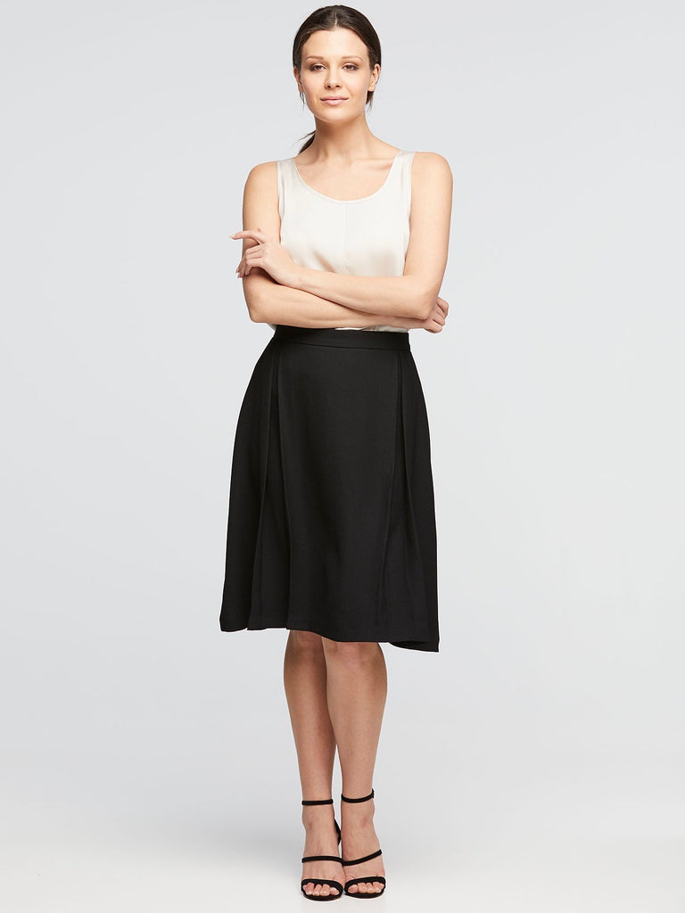 Summer Box Pleat Skirt - Issue Clothing