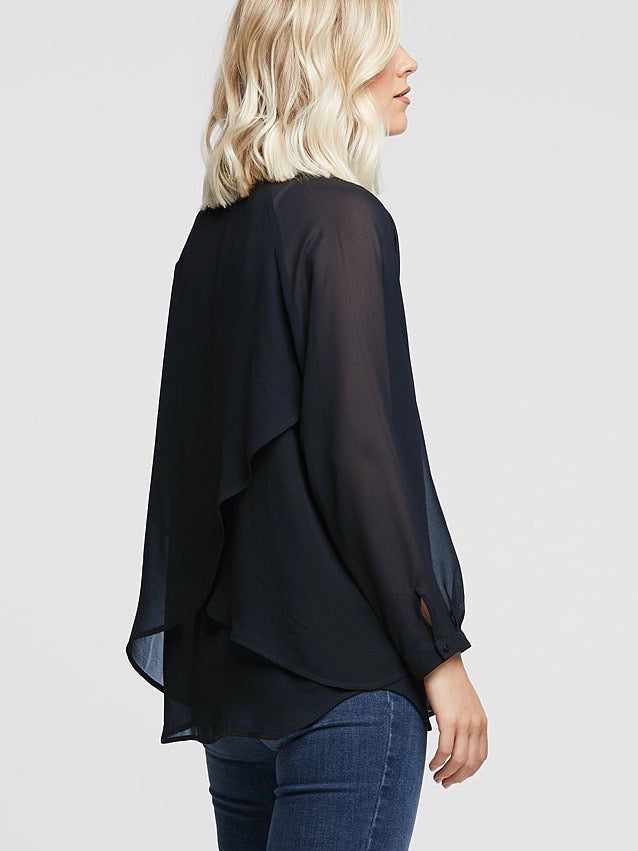Layered Blouse - Issue Clothing