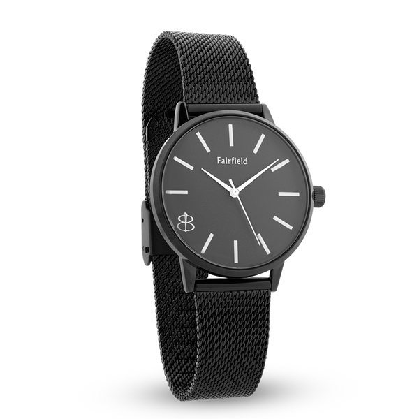 The Fairfield | Matte Black