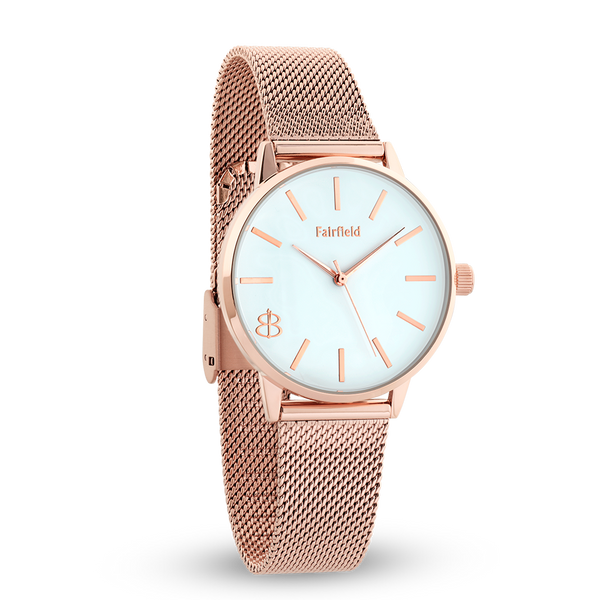The Fairfield | Rose Gold