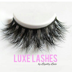 Luxe Lashes Mink Collection