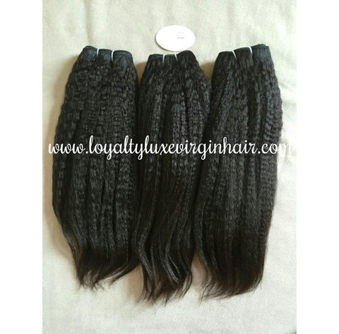 Nubian Natural Straight