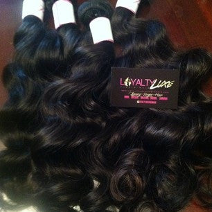 Glam Wave Natural Wavy