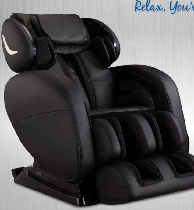 Infinity IT 8500 X3 Massage Chair   Head To Toe Heated Relaxation.