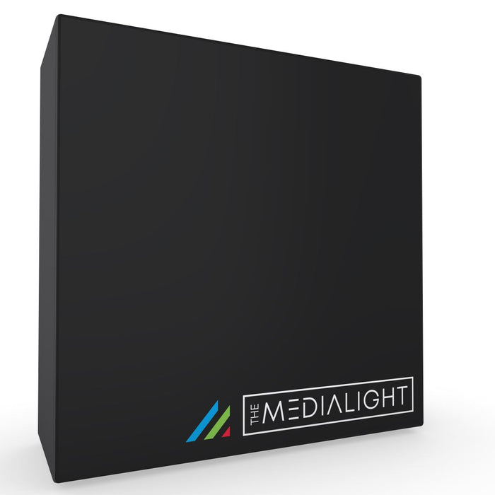 MediaLight Mk2 24 Volt 5 and 10 Meter (Not USB-compatible) - Accurate Bias Lights by MediaLight Bias Lighting