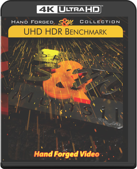 Spears & Munsil UHD HDR Benchmark (UHD Blu-ray Disc) - Accurate Bias Lights by MediaLight Bias Lighting
