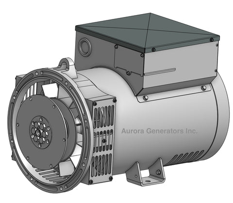 Meccalte ECP Alternator