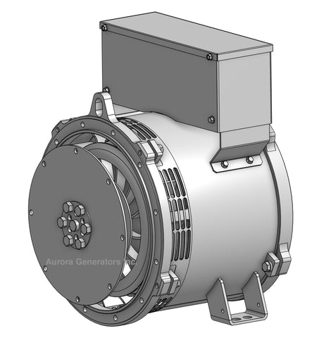 Meccalte NPE Alternator