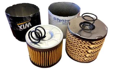 Perkins Oil Filters - Quality
