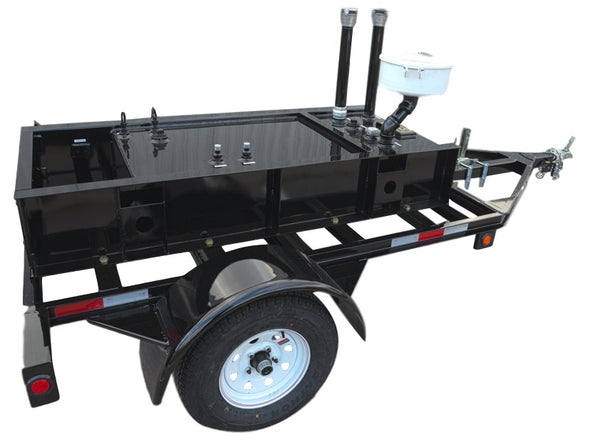 Generator Trailer and Fuel Tank