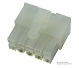 MOLEX Part Number 39-01-2140 14 Pin Receptacle Housing