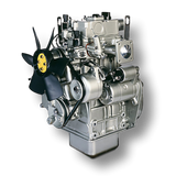 Perkins 402D-05G Engine used on our 4kW generator