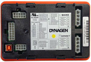 Rear view of a DynaGen TG410 Controller