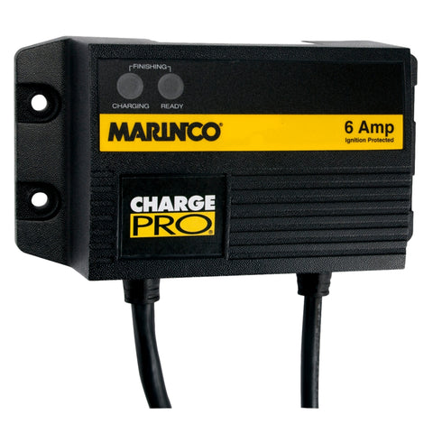 Generator Battery Smart Charger | 6 Amps
