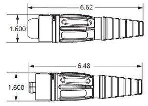 CLS Series 18 Inlines Dimensions