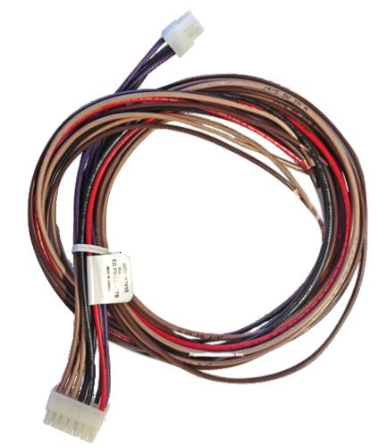 DWG1518 3-Phase AC Current Harness (Gen) - 4' (TG410 only)