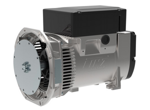 Linz Alternator 9 kW | 120/240 Volt | SAE5 | SAE 6.5