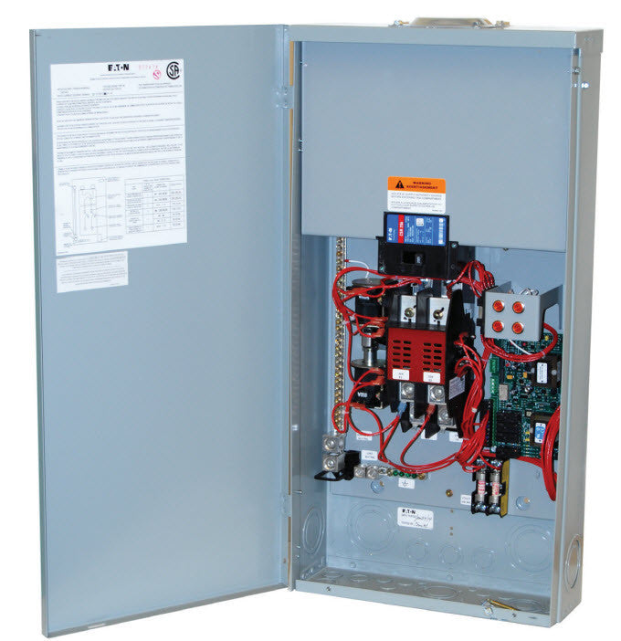 200 Amp Automatic Transfer Switch | Service Entrance Rated | Eaton EGSCA200ASE