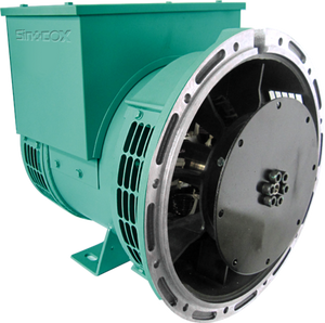 10 kW Generator Alternator Single Phase 120/240 Volts MODEL SM160D SAE 5 SAE 6.5