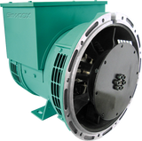 10 kW Generator Alternator Single Phase 120/240 Volts MODEL SM160C SAE 5 SAE 6.5