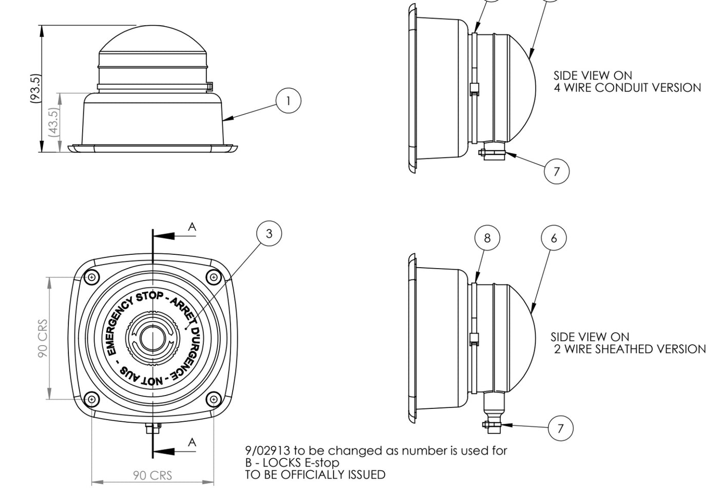 Emergency Stop Button Recessed Generator Wiring Diagram Parallel