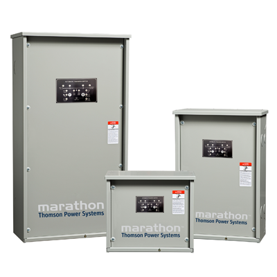 Thomson TS 910 & TS 920 Transfer Switches