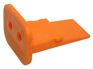 W2S Wedgelock Orange Plastic For DT06 Deutsch