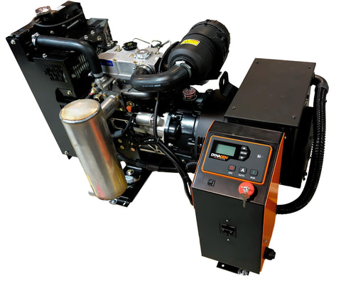 Diesel Powered Generator