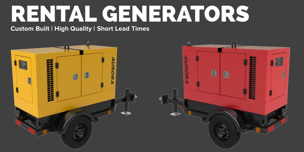 Shop For Diesel Generators - Aurora Whole Home Generator