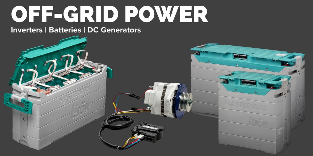 Off-Grid Diesel Generators