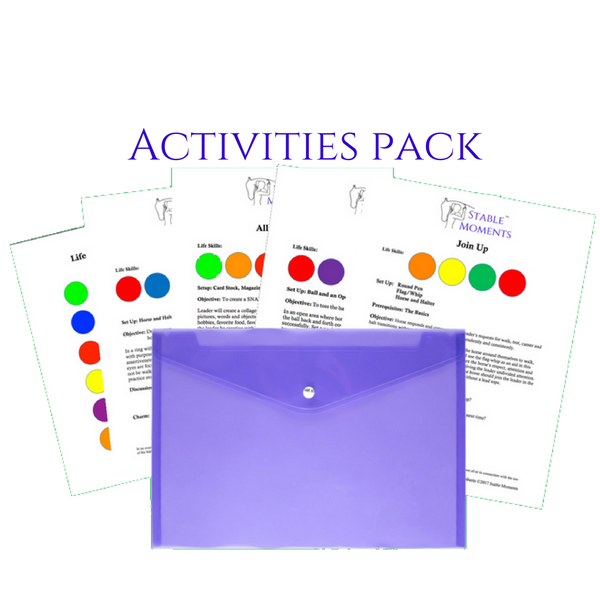 Stable Moments Activities Pack