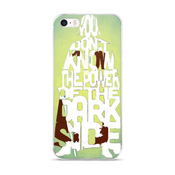 Power of the Darkside iPhone Case - Exp. Stock - 1