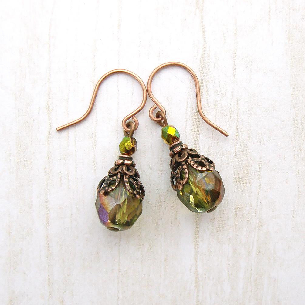 Woodland Nymph Earrings