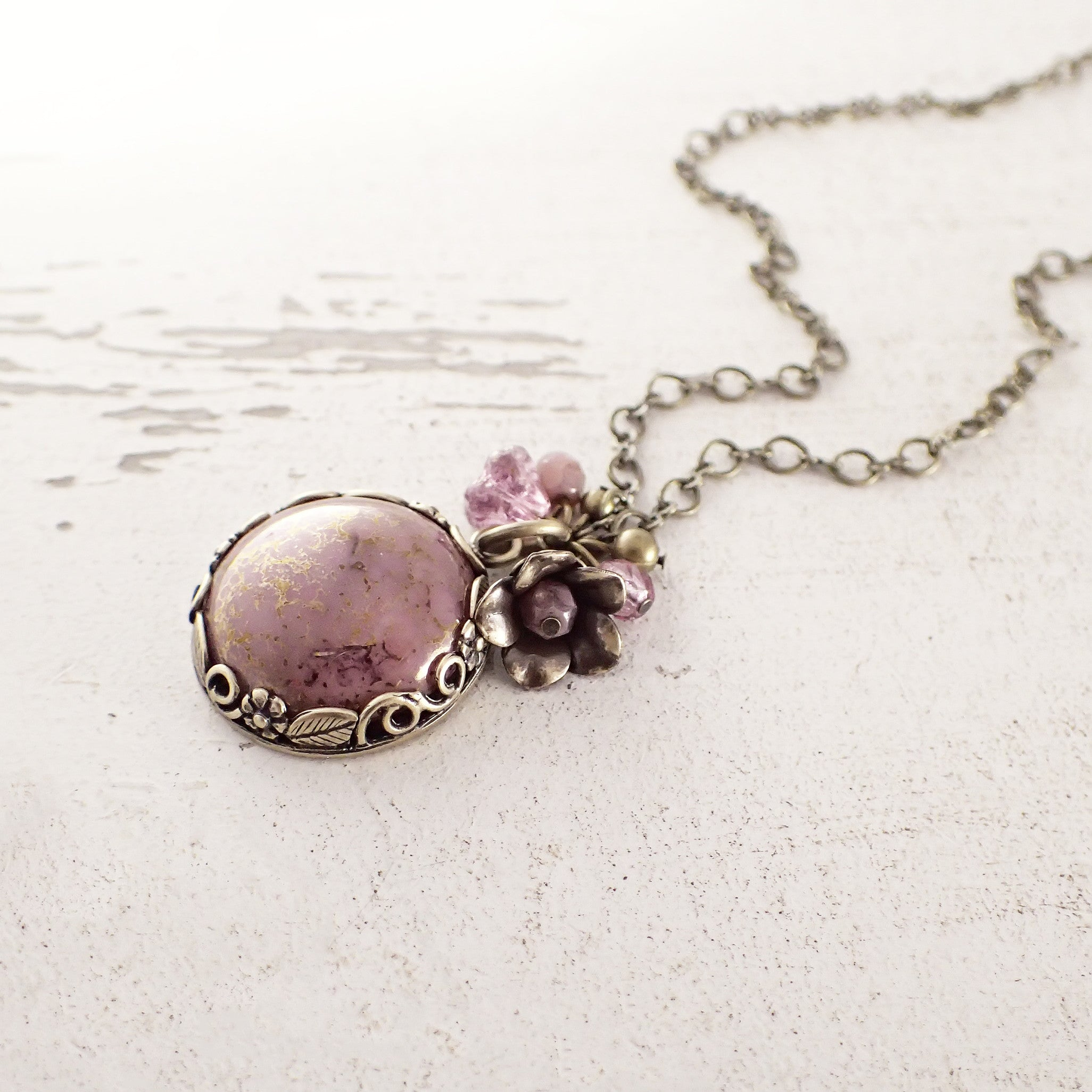 product pink pendant sml collection necklace hot silver in design moonstruck vaults d sterling midi