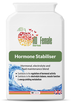 HD Female Herbal - Hormone Stabiliser