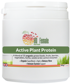 HD Female Herbal - Active Plant Protein