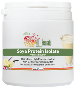 HD Female Herbal - Soya Isolate Complex (Dairy and Gluten-Free)