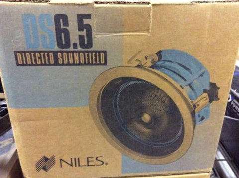 Niles DS6.5 Main / Stereo Speakers (Each) {BRAND NEW}