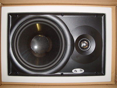 "Current Audio WS801 8"" Two-way, In-wall Full Range Loudspeaker"