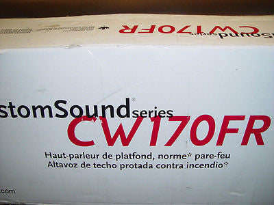 PSB CW170FR In-Ceiling Speakers Fire Rated  {PAIR}