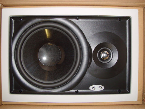 "Current Audio WS801 8"" Two-way, In-wall Full Range Loudspeaker {BRAND NEW}"